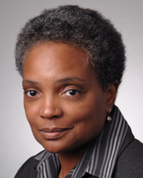 Lori Lightfoot, President
